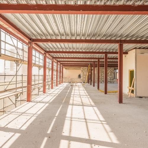 Aktueller Bautenstand